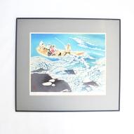 Mikumo, Mikumo-Woodblock-Print, Mikumo-Print, Mikumo-woodblock,