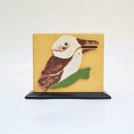 Kookaburra-Money-Box, Folk-Art, Kookaburra, Money-Box,