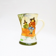 Royal-Doulton-The-Gallant-Fishers-Jug, Royal-Doulton, Gallant-Fishers-Jug,