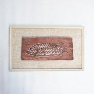 Croker-Island-Bark-Painting, Jambulumla
