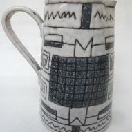 European+studio+pottery,Italian+Mid-Century+Pottery,Bittossi,