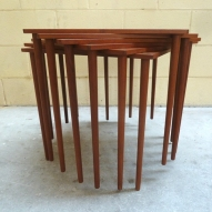 nesting-tables, vintage-coffee-table,