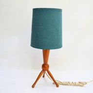 Mid-Century-Table-Lamp, Retro-Lighting