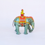 Jumbo-Tinplate-Toy, Jumbo-Clockwork-Toy, Jumbo, Clockwork-toy, Tinplate-Toy