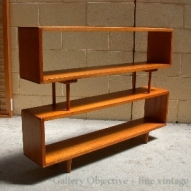 vintage-furniture, vintage-bookcase,