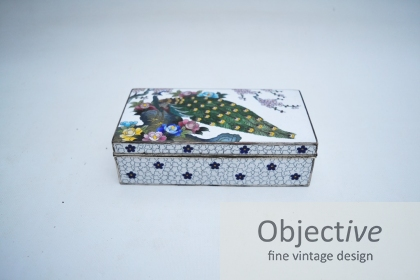 Japanese-Cloisonné-Box