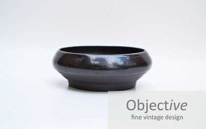 Black-boy, Turned-Timber-Bowl,