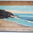 Australian-Colonial-School-Art, Seascape, E. Hill-Artist, Colonial-School-Art