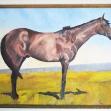 Naïve-Equine-Painting