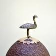 Mounted-Emu-Egg, Australiana,