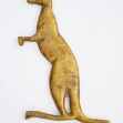 Australiana, Brass-Kangaroo,