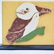 Australiana, Kookaburra-Money-Box, Folk-Art, Kookaburra, Money-Box,