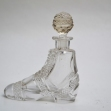Crystal-shoe, Crystal-perfume-bottle,