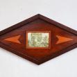 Folk-Art-Picture-Frame, Blamey-Castle, Tintery-Abbey