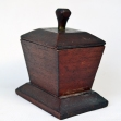 Colonial-Australian-Red-Cedar, Tobacco-Caddy, Australiana