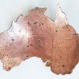 Australiana, trench-art,