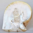 Carved-pearl-shell, Colonial-folk-art, Shell-carving,