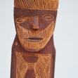 Aboriginal-ancestral-figure, Aboriginal-carving, Aboriginal-Mokoy