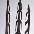 Victoria-river-aboriginal-spears, Aboriginal-ceremonial-spears,