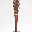 Tiwi-Aboriginal-Spear-Head, Tiwi-Art, Aboriginal-Art, Aboriginal-Spear