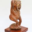 Sepik-River-Ancestor-figure, PNG-artifact, PNG-art,PNG-shell-necklace,  first-arts, artificial-curiosities