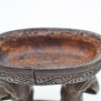 PNG-artifact Ramu-river-art Coastal-Sepik-River Betal-nut-mortar, Sepik-River-Betal-Nut-Morter. Maori-carving, first-arts, artificial-curiosities,