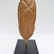 Korewori-river-artefact, PNG-stone-carving, Fortess-collection. first-arts, artificial-curiosities,