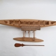 Nauru-model-canoe, Micronesian-art, Pacific-canoes, Nauruan-canoe, PNG-Art, first-arts, artificial-curiosities,