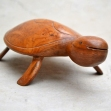 Pitcairn-Island, Turtle-Carving, Pitcairn-Island-Carving