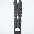 Trobriand-Islands-Figurative-Finial, tree-kangaroo, Melanesian-art, oceanic-art,