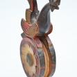 indonesian-Loom-wheel, Indonesian-sculpture