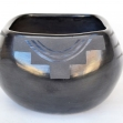 Black-on-Black_pottery,  Pablo_Indian_Pottery