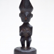 Indonesian-carved-Figure, Toba-medicine-container-stopper