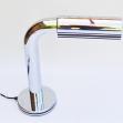 Chrome-Desk-lamp, mid-century-lighting,