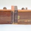 Mulga-Wood-Book-Ends, Mulga-wood