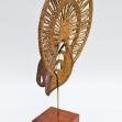 Maprik, Abelam, Yam-mask, first-arts, artificial-curiosities,